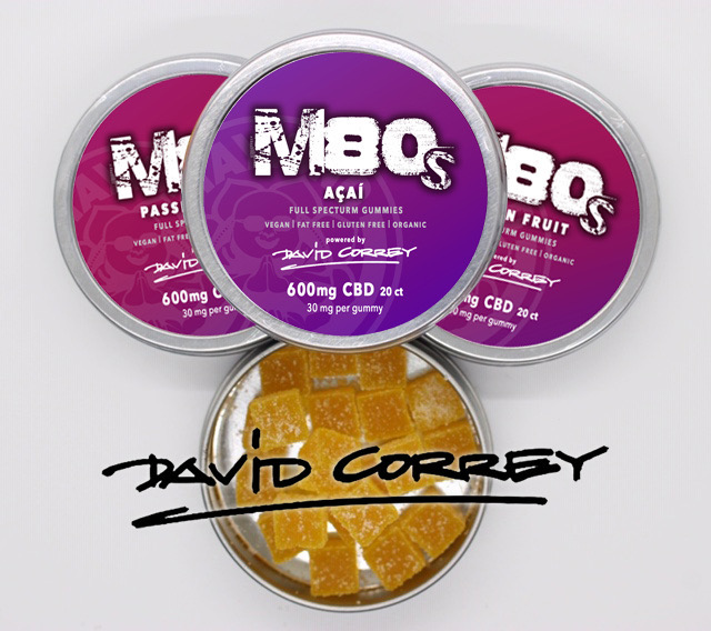 M80s Gummies - David Correy Edition